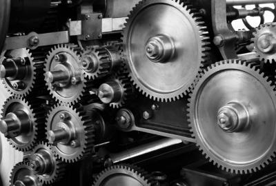 Praca i budowa maszyn