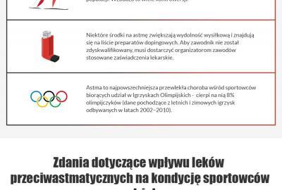 Astma a sport - międzynarodowy dzień astmy