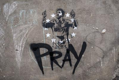 Banksy prosto z Poznania