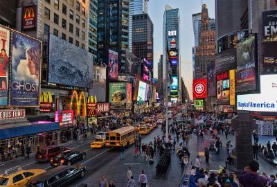 Nowy Jork - kilometry nie mają znaczenia