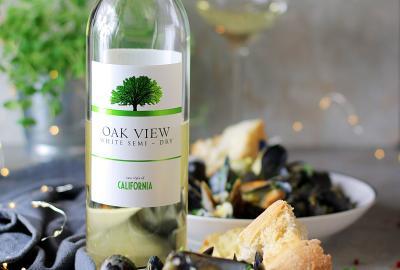 Mule i białe wino- zestaw idealny!