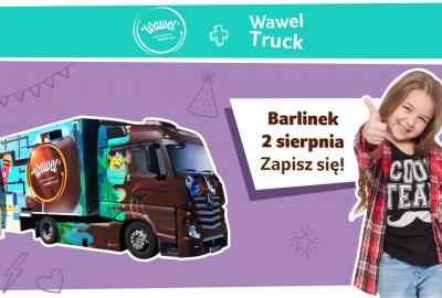 Interaktywny Wawel Truck w Barlinku. Zapraszamy!