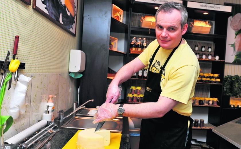 Tajemnica sukcesu - Jak zwiększyć sprzedaż serów?